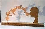 Εικόνα της Παναγοπούλου Δόμνα - Κατασκευές - Προσωπογραφίες